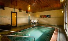 Stoneridge Resort Amenities - Hot Tub and Steam Room