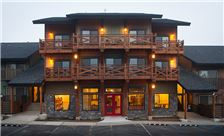 Stoneridge Resort - Lodge Registration Building
