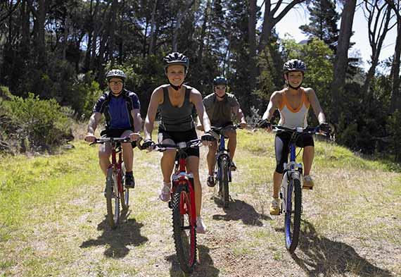 Wallace Hiawatha Bike Trail